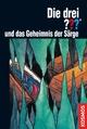 Die drei ???, Geheimnis der Särge (drei Fragezeichen) - Brigitte Johanna Henkel-Waidhofer