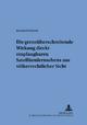 Die grenzüberschreitende Wirkung direktempfangbaren Satellitenfernsehens aus völkerrechtlicher Sicht - Bernhard Mehner