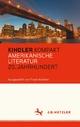 Kindler Kompakt: Amerikanische Literatur, 20. Jahrhundert - Frank Kelleter