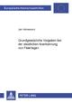 Grundgesetzliche Vorgaben bei der staatlichen Anerkennung von Feiertagen Jan Heinemann Author
