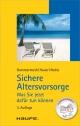 Sichere Altersvorsorge - Thomas Dommermuth;  Michael Hauer;  Frank Nobis