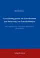 Verrechnungspreise zur Koordination und Steuerung von Entscheidungen - Ruth Reichertz