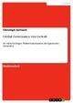 Global Governance von Gewalt - Christoph Gollasch