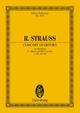 Concert Ouvertüre c-Moll - Richard Strauss; Stephan Kohler
