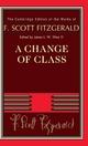 Change of Class