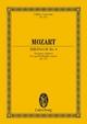 Serenade Nr. 6 D-Dur - Wolfgang Amadeus Mozart; Rudolf Gerber