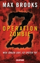 Operation Zombie - Max Brooks
