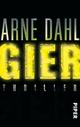 Gier - Arne Dahl