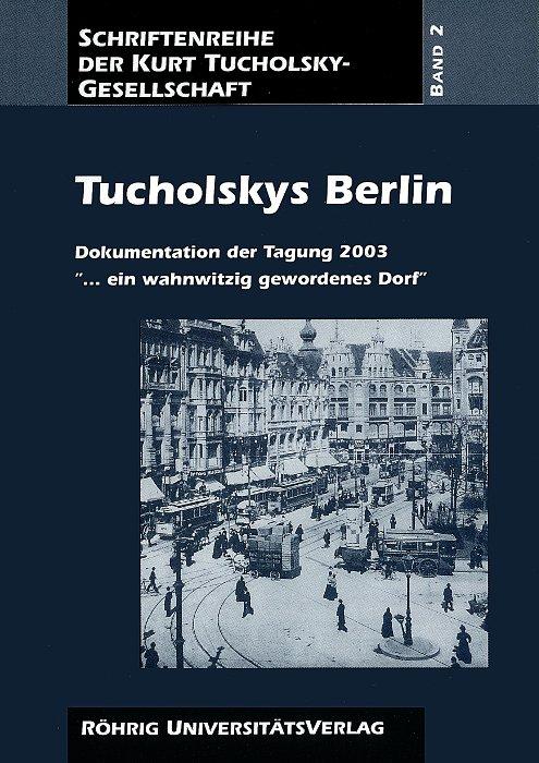 Cover Tucholskys Berlin