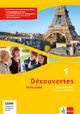 Découvertes / Cahier d'activités mit Audio-CD (MP3 für PC)