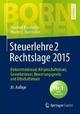 Steuerlehre 2 Rechtslage 2015