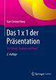 Das 1 x 1 der Präsentation