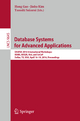 Database Systems for Advanced Applications - Hong Gao; Jinho Kim; Yasushi Sakurai