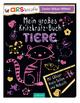 9783845815985 - Charlotte Stowell: Mein großes Kritzkratz-Buch Tiere - Livre