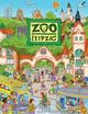Zoo Leipzig Wimmelbuch