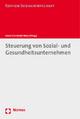 Steuerung von Sozial- und Gesundheitsunternehmen - Hans-Christoph Reiss