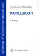 Kartellrecht - Gabriela von Wallenberg