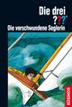 Die drei ???, Die verschwundene Seglerin (drei Fragezeichen) - Brigitte Henkel-Waidhofer