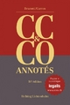 Code civil suisse et Code des obligations annotés (CC & CO) - Edition similicuir et édition numérique