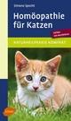 Homöopathie für Katzen: Extra: mit Bachblüten Simone Specht Author