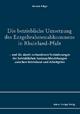 Die betriebliche Umsetzung des Entgeltrahmenabkommens in Rheinland-Pfalz - Melanie Hilger