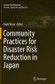 Community Practices for Disaster Risk Reduction in Japan