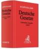 Deutsche Gesetze Gebundene Ausgabe I/2017