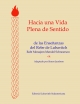 Hacia Una Vida Plena De Sentido - Simon Jacobson;  Lubavitch Sudamericana
