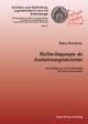 Haftbedingungen als Auslieferungshindernis - Hans Kromrey