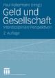Geld und Gesellschaft - Paul Kellermann