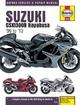 Suzuki GSX1300R Hayabusa Service and Repair Manual