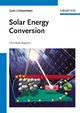 Solar Energy Conversion - Gertz I. Likhtenshtein