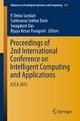 Proceedings of 2nd International Conference on Intelligent Computing and Applications - P. Deiva Sundari;  Subhransu Sekhar Dash;  Swagatam Das;  Bijaya Ketan Panigrahi