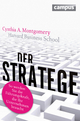 Der Stratege - Cynthia A. Montgomery