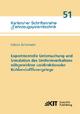 Experimentelle Untersuchung und Simulation des Umformverhaltens nähgewirkter unidirektionaler Kohlenstofffasergelege
