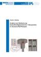 Analyse und Optimierung biokraftstoffgeschmierter Tribosysteme in Common-Rail-Pumpen