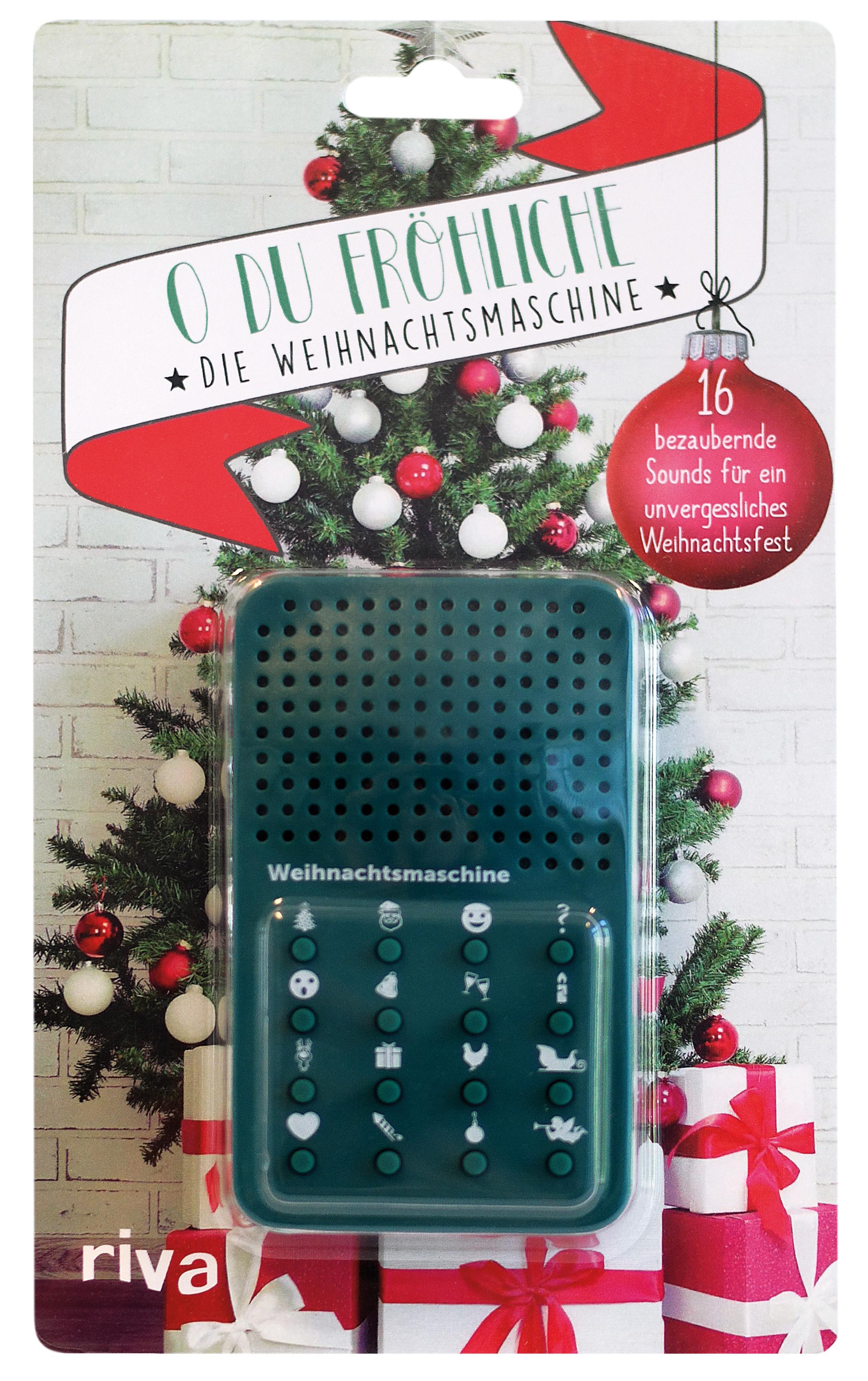 O du fröhliche – die Weihnachtsmaschine | ISBN 978-3-7423-0393-6 ...
