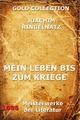Mein Leben bis zum Kriege - Joachim Ringelnatz