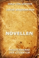 Novellen - Jakob Wassermann