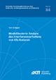 Modellbasierte Analyse des Interferenzverhaltens von Kfz-Radaren