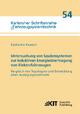 Untersuchung von Spulensystemen zur induktiven Energieübertragung von Elektrofahrzeugen. Vergleich von Topologien und Entwicklung einer Auslegungsmethodik
