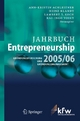 Jahrbuch Entrepreneurship 2005/06 - Ann-Kristin Achleitner;  Heinz Klandt;  Lambert T. Koch;  Kai-Ingo Voigt