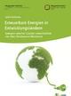 Erneuerbare Energien in Entwicklungsländern - Sylvia Borbonus