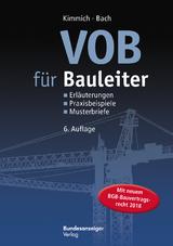 vob f r bauleiter von bernd kimmich isbn 978 3 8462 0510. Black Bedroom Furniture Sets. Home Design Ideas