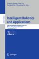 Intelligent Robotics and Applications - Yongan Huang; Hao Wu; Honghai Liu; Zhouping Yin