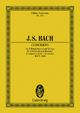 Konzert c-Moll - Johann Sebastian Bach; Arnold Schering