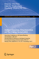 9789811063725 - Dong Yue: Intelligent Computing, Networked Control, and Their Engineering Applications - Book