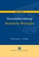 Gemeindeordnung Nordrhein-Westfalen - Friedrich W Held; Johannes Winkel