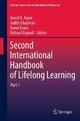 Second International Handbook of Lifelong Learning - David N. Aspin; Judith Chapman; Karen Evans; Richard Bagnall