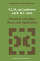 Simulated Annealing: Theory and Applications - P.J. van Laarhoven; E.H. Aarts
